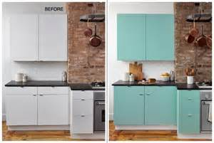4 ways to disguise horrible kitchen cupboards