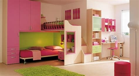 stylish girls bedrooms beautiful color combination with large space bedroom ideas