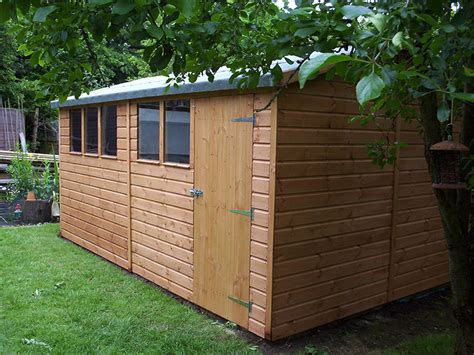 15 X 10 Shed by Bespoke Apex Shed 15 X 10 Surrey Shed Manufacturer