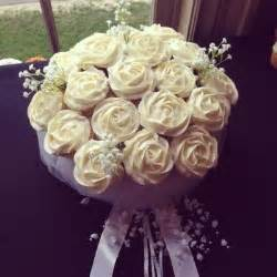 cupcake arrangements for bridal shower cupcake bridal bouquet see more bridal shower cake ideas at www one stop ideas