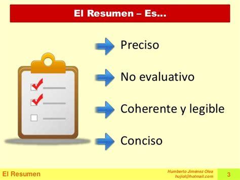 Resumen Y Abstract by El Resumen Abstract