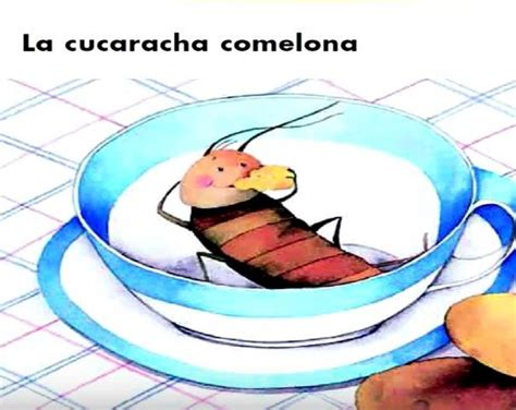 la cucaracha vs the books la cucaracha comelona s 243 lo libros en espa 241 ol