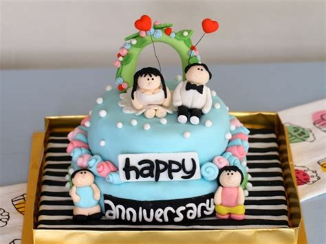 10th Wedding Anniversary Event Ideas by 45 Delightful Wedding Anniversary Cake Ideas