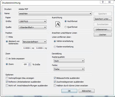 autocad layout zoom grenzen druckdialog autodesk autocad revit architecture suite