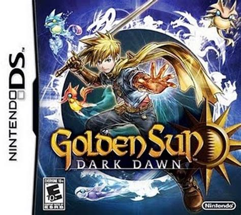 emuparadise nds emulator golden sun dark dawn u rom