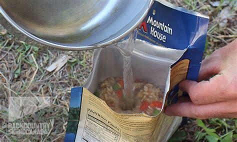 mountain house freeze dried food mountain house freeze dried food review
