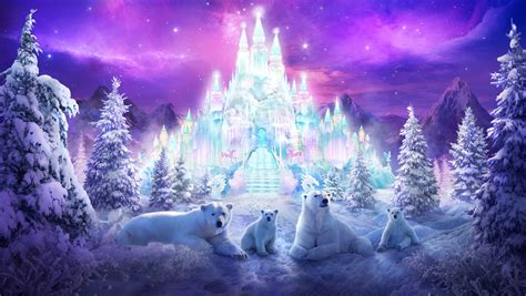 Made To Measure Wall Murals a winter wonderland wall mural by philip straub