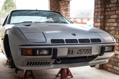 Porsche 924 Turbo by Porsche 924 Turbo Restoration Ferdinand