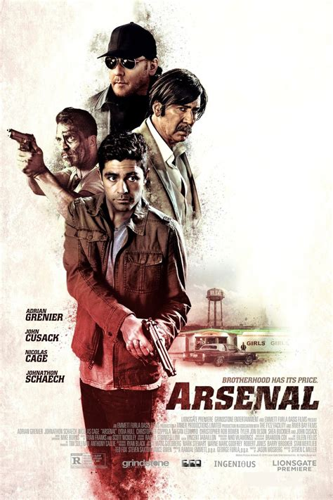 arsenal movie arsenal dvd release date march 28 2017