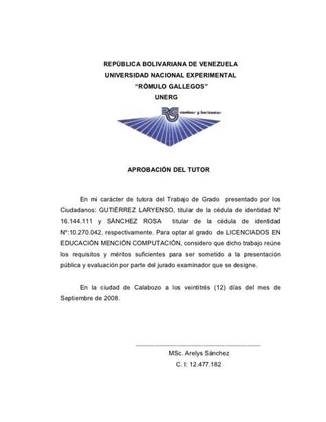 ndice y portada de mi tesis tesis sobre creditos bancarios en venezuela pinkforcredito