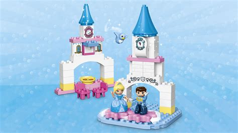 Lego 10855 Duplo Cinderella S Magical Castle Istana Mainan Disney 10855 cinderella 180 s magical castle lego duplo products and sets lego duplo lego