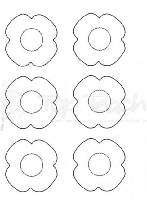 the 25 best poppy template ideas on pinterest poppy