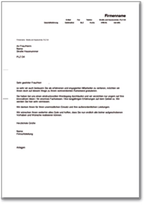 Formaler Brief Englisch Verabschiedung Gl 252 Ckwunsch An Einen In Rente Gehenden Mitarbeiter De Musterbrief