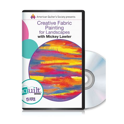 upholstery a complete course 1784941255 american quilter s society creative fabric painting for landscapes complete iquilt class on dvd