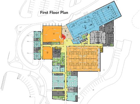recreation center floor plans kempsville replacement vbgov com city of virginia beach