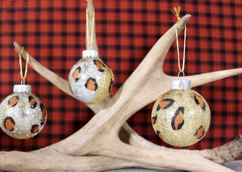 home decor ornaments 9 diy home d 233 cor crafts with animal prints shelterness