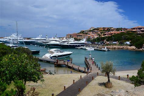 porto cervo sardinia italy sardinia with