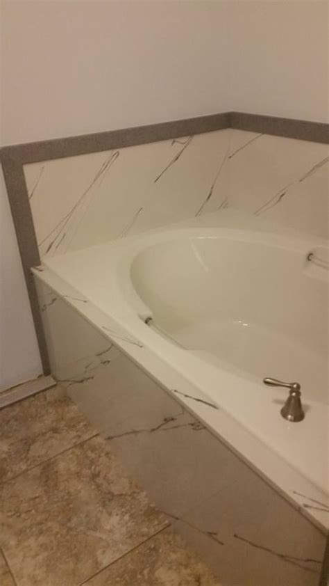 cultured marble bathtub surround 9 best cultured marble tub surrounds images on pinterest
