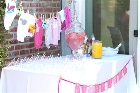 decorations for a baby shower baby shower ideas the sits