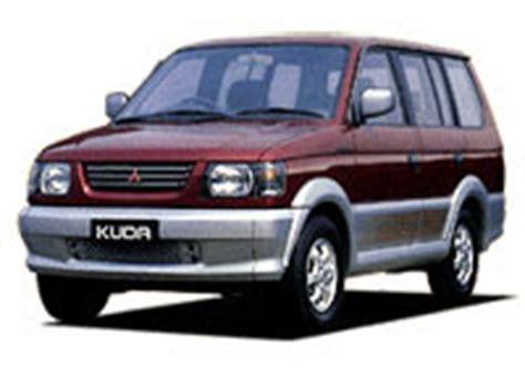 Mitsubishi Kuda 2000cc baru bekas second spesifikasi terbaru 2011 harga mobil