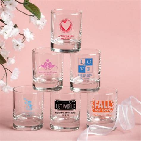 Wedding Favors Glassware by Glass Votive Candle Holder Wedding Favors