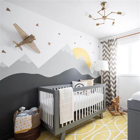 yellow baby bedroom 20 gray and yellow nursery designs with refreshing