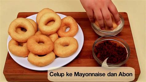 cara membuat empek empek dapur umami dapur umami donat abon youtube
