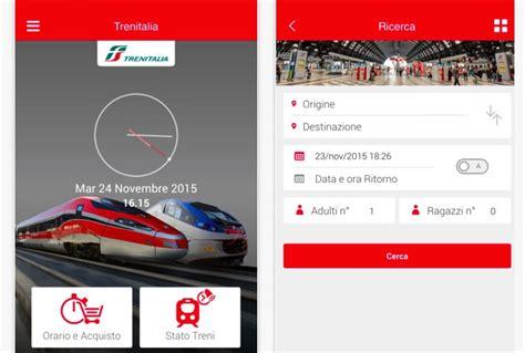 trenitalia it mobile anche trenitalia si integra con maps webitmag