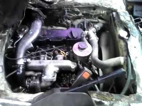 nissan homy caravan td27 on black diesel