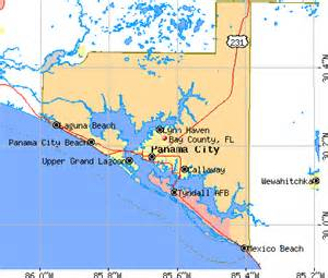 map of bay county florida florida counties maps information news