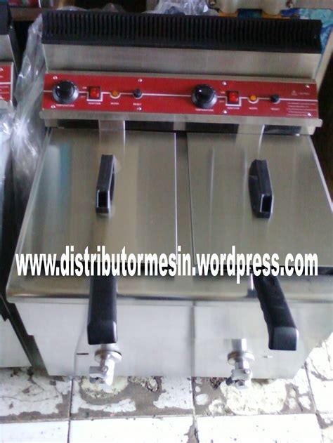 fryer distributor mesin