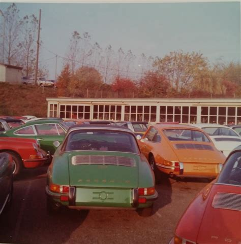 Porsche Factory Tour by Porsche Factory Tour In 1969 Model Year 1970 Urelfer