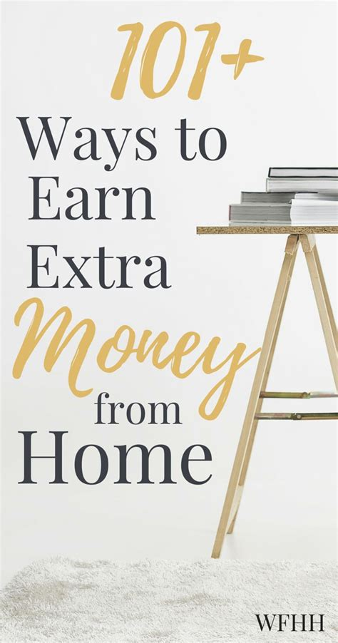 How To Make A Little Extra Money Online - best 25 extra money ideas on pinterest make money from home earn money from home