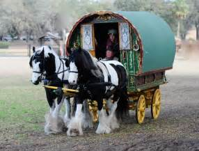 Small Carriage House Plans gypsy vanner
