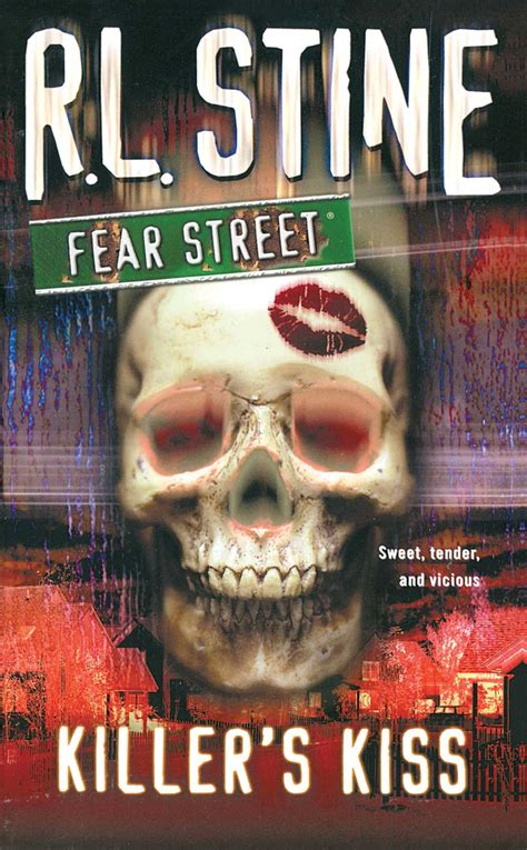 Fear Rlstine The killer s book by r l stine official publisher page simon schuster