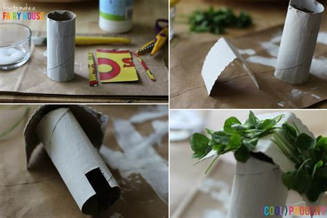 make a house maker monday house craft for cool progeny