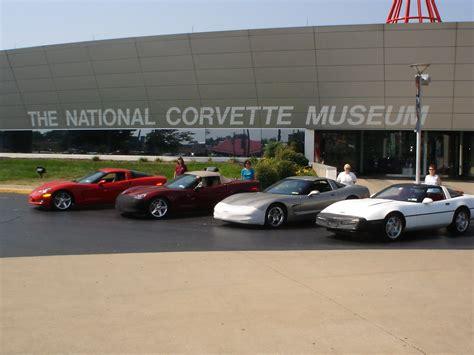 national corvette museum shocking shows corvette museum sinkhole autotalk