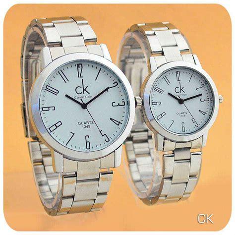Jam Tangan Wanita Cewek Murah Ck Sk470 Rantai Gold White jam tangan branded murah kalvin clein di distributor jam
