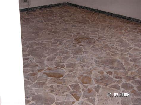 pavimento marmittoni marmette di cemento sogno immagine spaziale