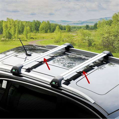 Jeep Roof Top Cargo Carrier For Jeep Grand 2001 2011 Car Top Roof Rack Cross