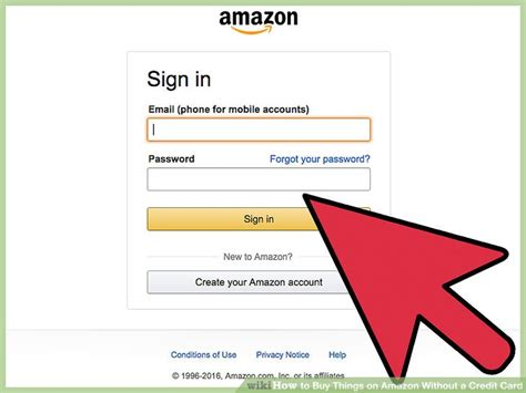 How To Buy Things On Amazon With A Gift Card - 3 ways to buy things on amazon without a credit card wikihow