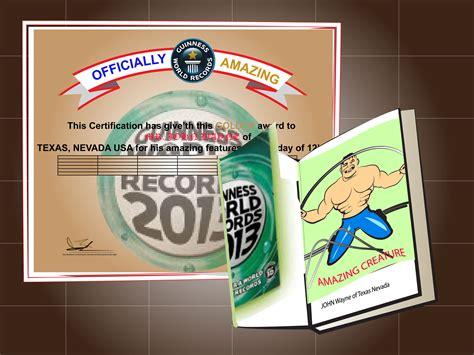el chaparral lee libro quot guinness world records 2013 quot c 243 mo entrar en el quot libro guinness de los r 233 cords quot
