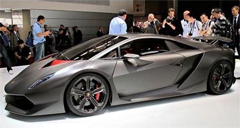 How Many Lamborghinis Were Made Lamborghini Sesto Elemento Cars I Want