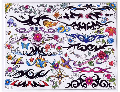 free tattoo flash art butterfly tattoos tattoos