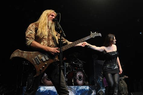 marco hietala photos photos nightwish performs at the