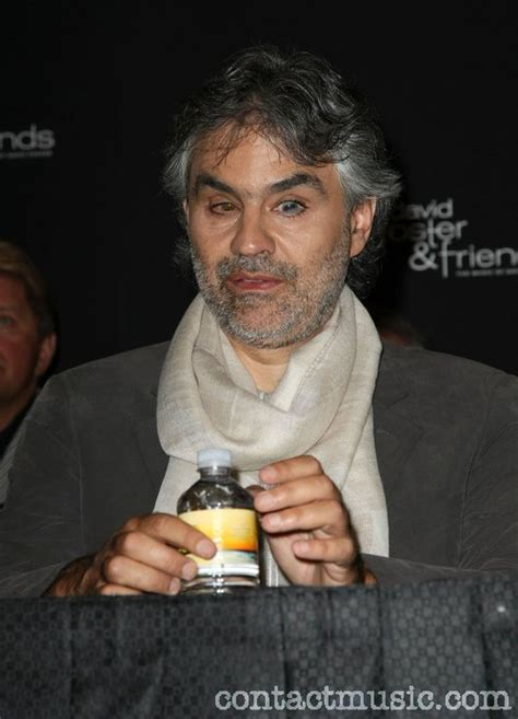 Is Andre Bocelli Blind why is andrea bocelli blind k k club 2017