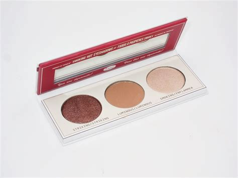 The Balm Smoke Balm With Foil I Avec Feville the balm smokebalm vol 4 eyeshadow palette review