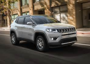 Suv Compass Jeep Jeep Compass Compact Suv Set To Launch In India On July 31