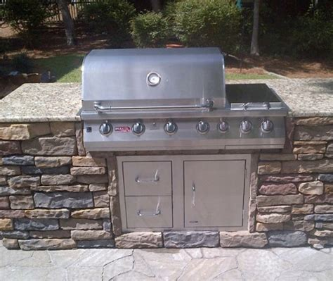 outdoor kitchens custom vs prefab what do they cost