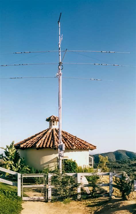 us tower ma 40 ham radio towers tubular style tower radio ham towers by us tower